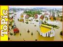 Ливневый паводок в Хорватии. Наводнение Огулин 18.09.2017. Poplava Ogulin