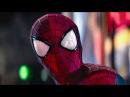 Человек-паук против Электро. Первая встреча. Новый Человек-паук Высокое напряжение.