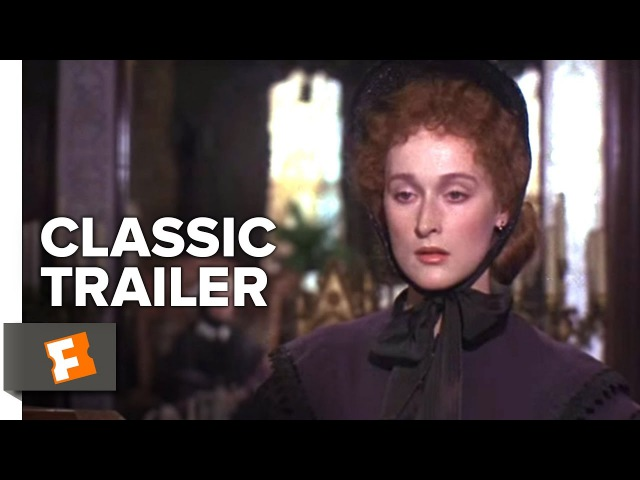 The French Lieutenant's Woman Official Trailer 1 - Meryl Streep Movie (1981) HD
