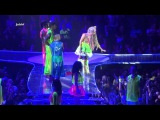 Lady Gaga stops a fight at concert(The Artrave - The Artpop Ball) (live in Antwerp) Sportpaleis
