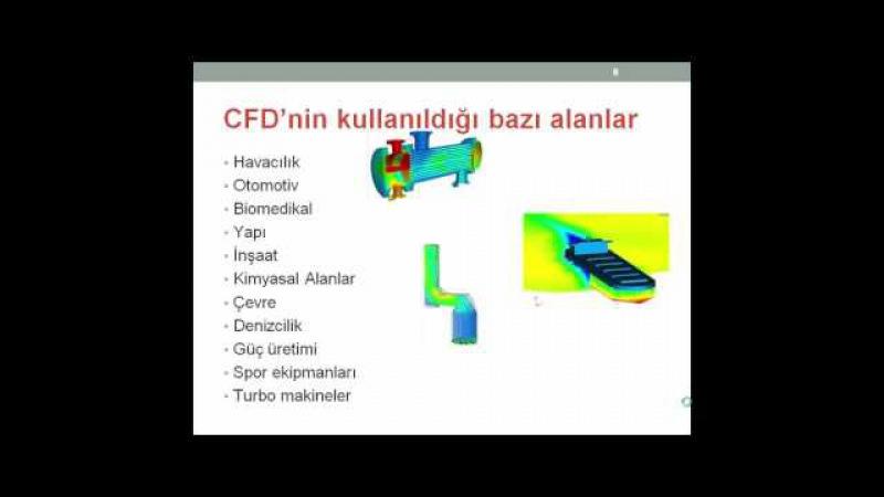 1 CFD'ye neden ihtiyaç var HD CDF Hesaplamalı Akışkanlar Dinamiği