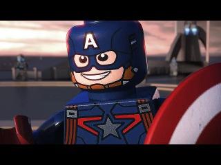 LEGO Marvel Новые Мстители - Финал