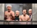 Watch Alec Baldwin's Trump, Paul Manafort Talk Charges, Share Shower