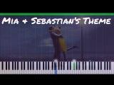 Mia Sebastian's Theme (Late For The Date) La La Land Piano Cover