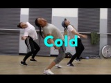Maroon 5 ft. Future  Cold  Choreography by Viet Dang
