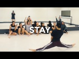 Stay - Zedd Feat. Alessia Cara (Dance Video)  @besperon Choreography