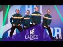 LADIES   Finalist - Hit The Floor Gatineau HTF2017