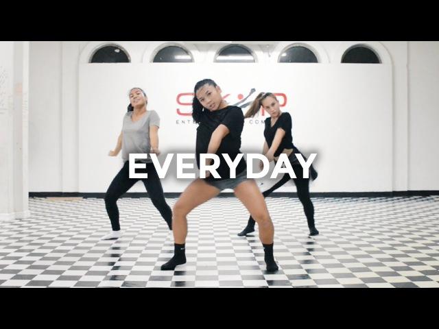 Everyday - Ariana Grande Feat. Future (Dance Video)   @besperon Choreography