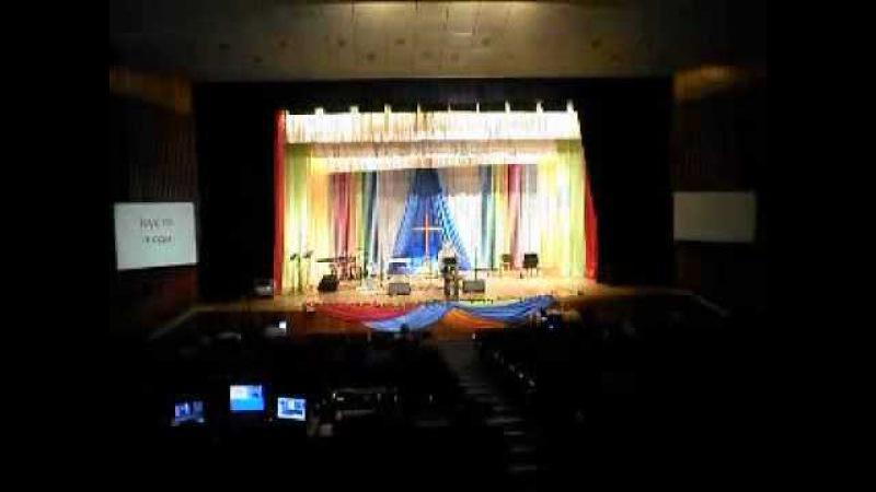 Богослужение 11 07 2012