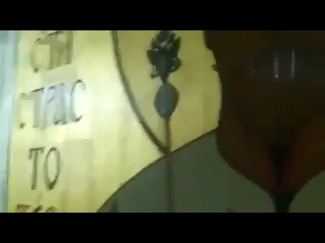 Мироточење иконе св Цара Николаја у чачку октобар 2014