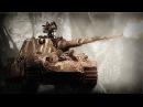 War Thunder Симуляторные танковые бои на Пантере II FallFire