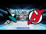 SHARKS VS DEVILS October 20, 2017 HIGHLIGHTS HD