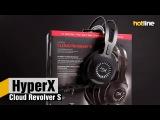 HyperX Cloud Revolver S обзор игровой гарнитуры