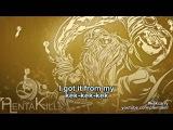 PlentaKill feat. Nitzan Frock &amp Victoria - Carry (PSY&ampCL - Daddy LoL Parody) PLK