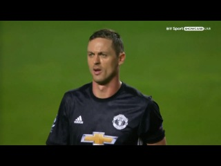 Nemanja Matic vs Benfica (Away) - 18/10/2017 - HD
