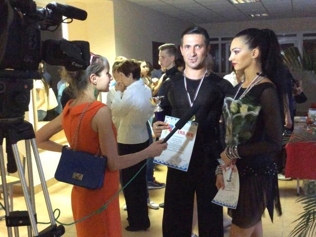 Дунаев Денис и Рубанова Юлия Кубок Губернатора Елец 27 09 2015