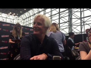 An Interview With X Files Chris Carter At New York Comic Con