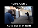 Тесты прототипа Hydra gen.2 от WA