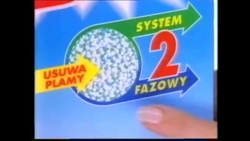 Анонсы и рекламный блок (TVP2 [Польша], 21.09.1997) Bryza, Knorr, Aquafresh, Sprite, Winiary