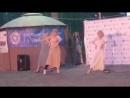 Вверх Тормашки 2017 11 июня Испанский танец Алена Наташа Аня
