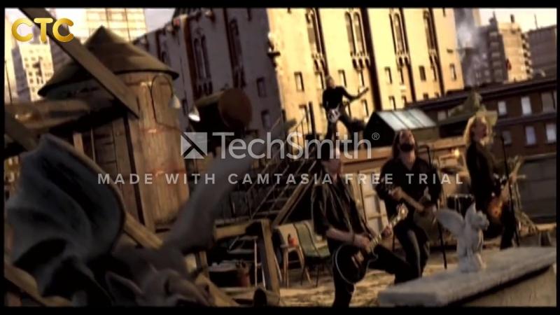 Nickelback — Hero (СТС)