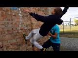 Как научиться делать Сальто от стены за 1 тренировку (Wallflip Туториал)