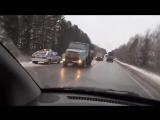 Ижевск - Воткинск, жесть на трассе!