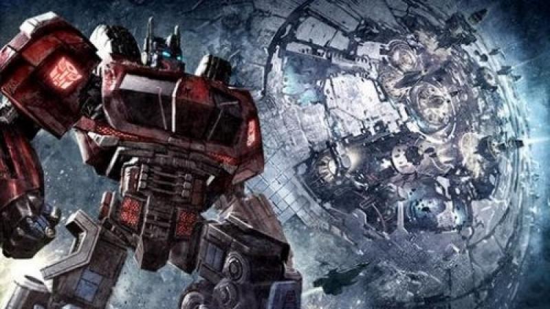 Трансформеры - Битва за Кибертрон финальные титры Transformers Battle for Cybertron end titers