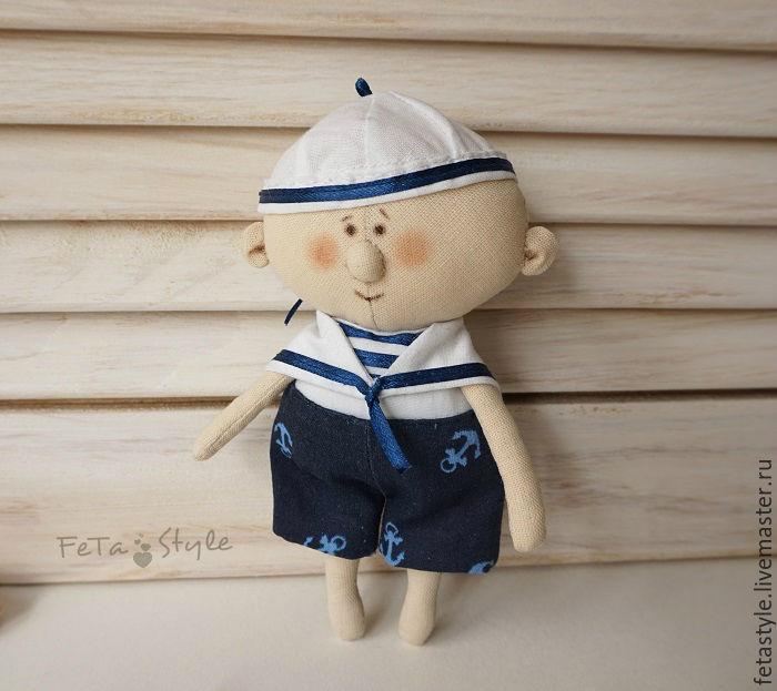 кукла морячок