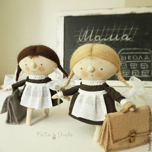 куклы ученицы