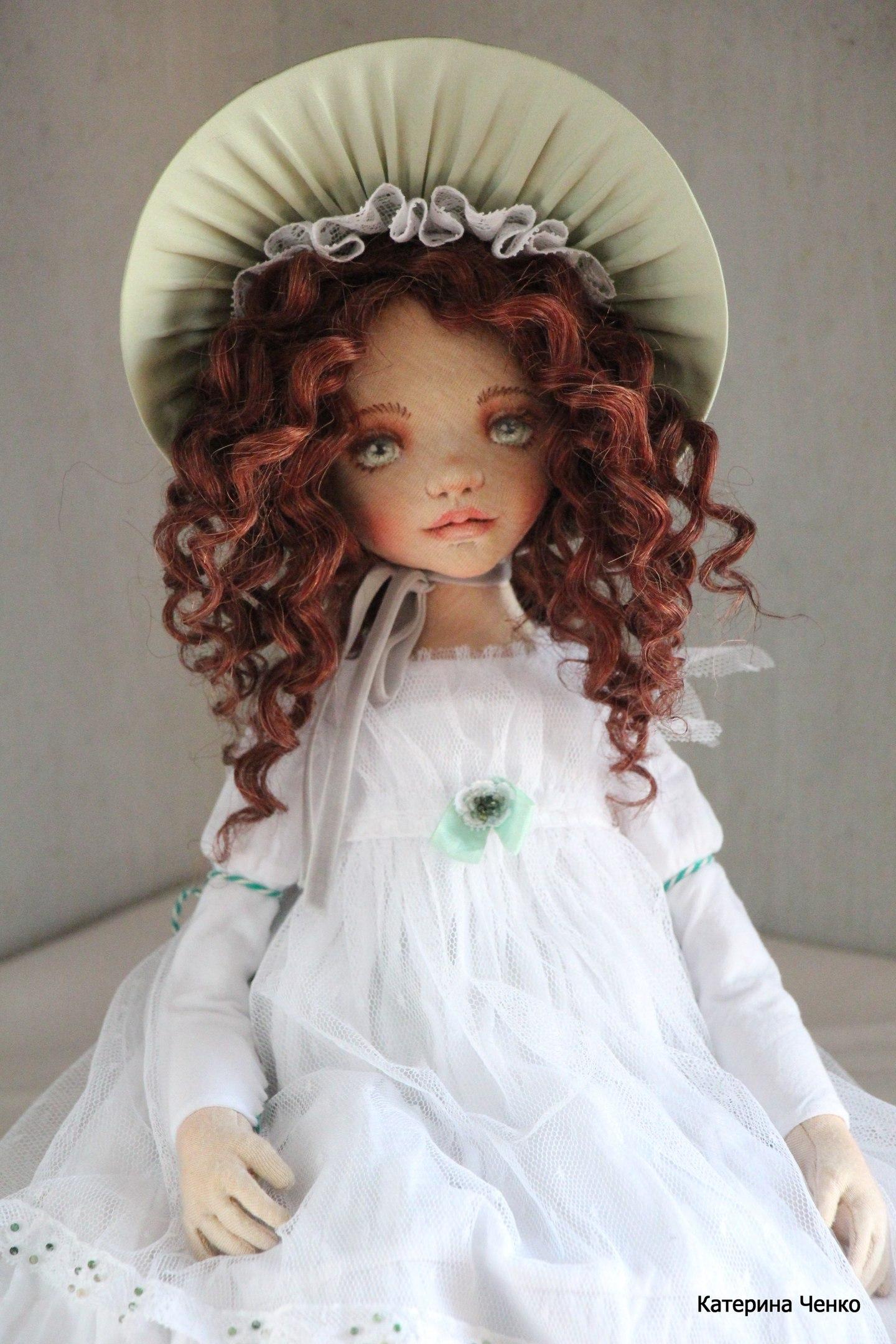куклы катерины ченко
