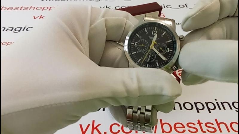 Механические часы Tissot Chronometer