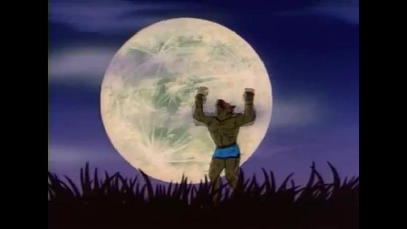 Конан: Искатель Приключений (1993) [s02e38 - Thorns of Midnight]