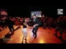 Panagiotis Aglamisis Myrto Misyri. Social Salsa @ Cologne Salsa Congress 2017