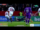 Sevilla - Real Madrid 2-1, C. Ronaldo (0-1, pen, 67), 15.01.2017. HD