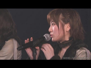 AKB48 171021 T44 LIVE 1800 [Takahashi Juri Birthday] Part.01