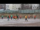 Фрагмент матчу ГолДар - Верхівськ - 2:0