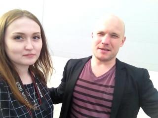 Владимир Селиванов и Татьяна Смирнова для своей группы в вк