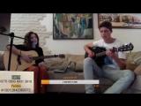 Екатерина Яшникова и Сергей Яровой - one of us (joan osborne cover) 21июн 2017
