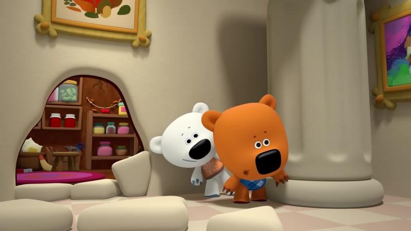 Ми-ми-мишки - Музей - Новая юбилейная серия 100! Веселые мультики для детей