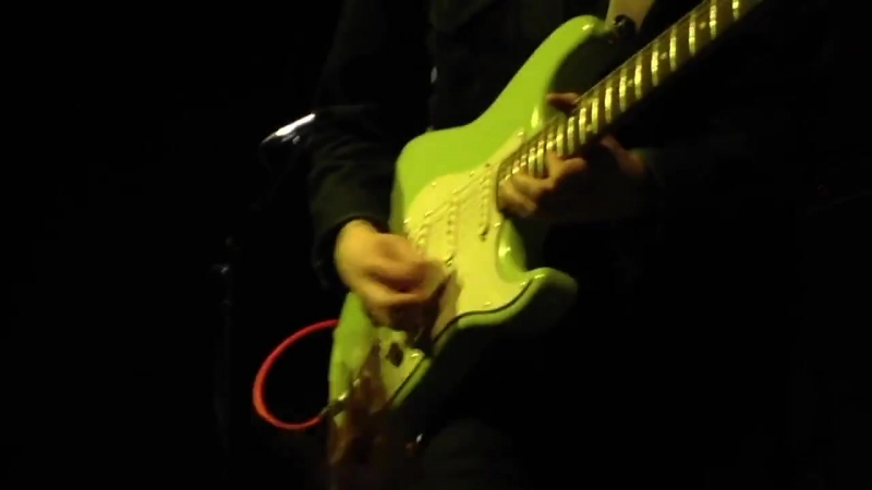 Sunsay - Hey Joe (Киев, Atlas, 8.04.2016) guitar solo moment Denis Kharlashin