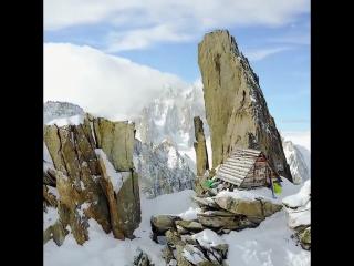 Альпинистский приют Les Périades