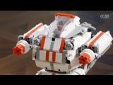 Промо ролик новой игрушки Xiaomi - робота-конструктора с управлением со смартфона.
