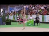 Полина Хонина - лента (финал) // World Challange Cup 2017, Гвадалахара