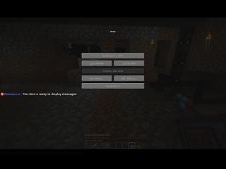 Стрим Minecraft приватный сервер, выживаем с модами! Проводим ретуал)