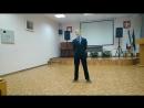 Конкурс чтецов - Шагако Иван 6 Б