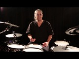 Deep Purple's Ian Paice and Roland V-Drums