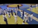 8 Семинар японских мастеров дзюдо в Самбо-70 День первый.