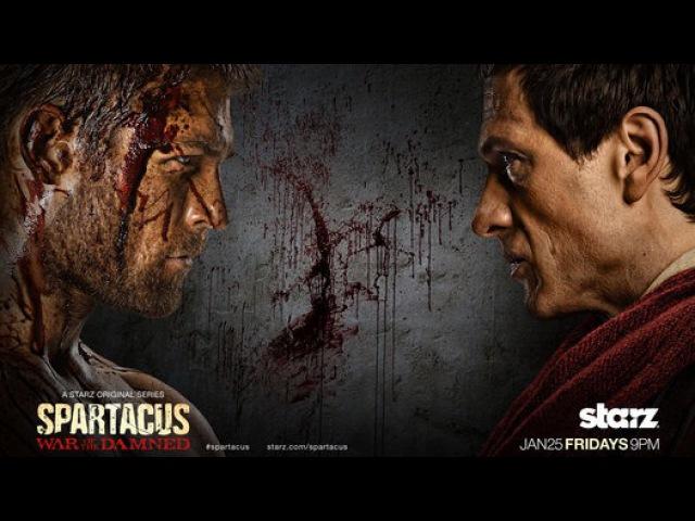 Трейлер: Спартак - Война проклятых