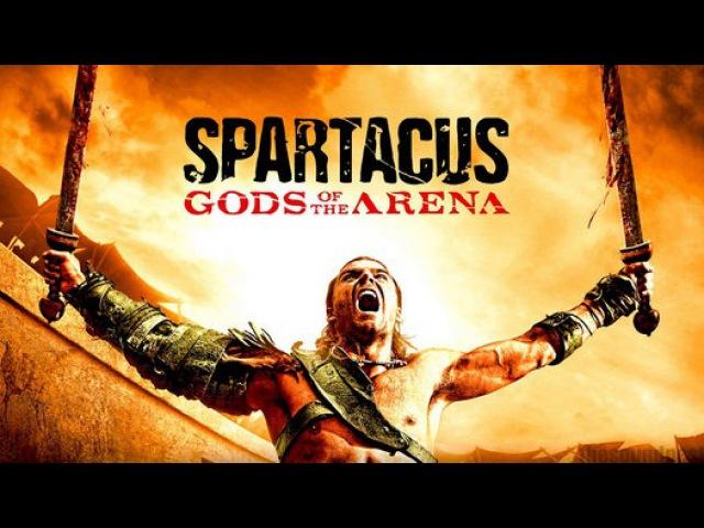 Трейлер: Спартак - Боги арены